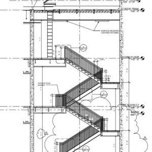 Stair Landing (Men)